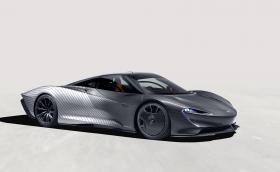 Този McLaren е боядисван в продължение на 12 седмици. Сега е готов!