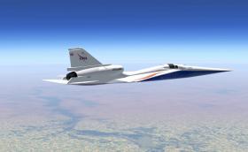 NASA започва изпитания на свръхзвуковия X-59 догодина