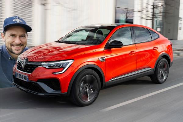 Тествахме новото Renault Arkana! Видео!