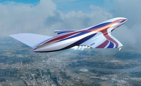 Нов свръхзвуков самолет обещава трансатлантически полет за час!