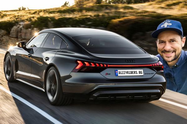 Audi RS e-tron GT: караме най-мощното Audi в историята! Видео!