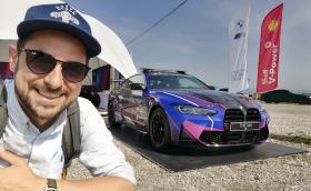 """Какво е BMW M Drive Tour и как протича един ден с """"Най-мощната буква на света""""?"""