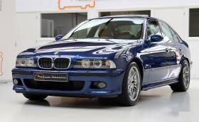 Това BMW M5 E39 е на 90 хил. км, но струва… 54 950 евро. Заслужава ли ги?