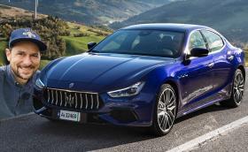 Maserati Ghibli Hybrid: представяме ви първия електрифициран модел на марката! Видео!