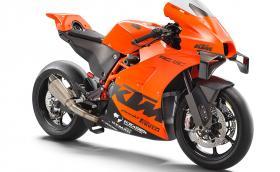 KTM RC 8C е карбоно-кевларена машина за скорост с вкус на GP