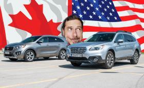 САЩ или Канада? Откъде е по-добре да си внесем кола? Видео?
