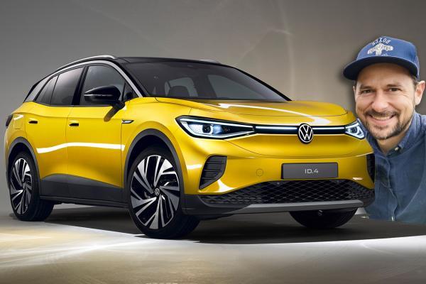 Караме VW ID.4, най-важният модел на марката! Видео!