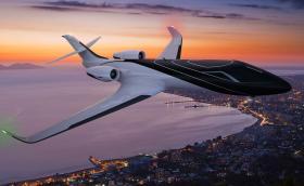 Сбогом на гледката от облаците, новите самолети ще бъдат без прозорци