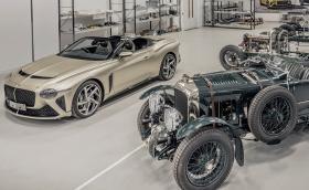 Готова е първата двойка Bentley Bacalar и Blower – най-странният комплект нови коли в продажба в момента
