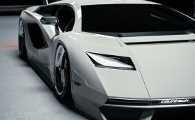 """Дизайнер поправи """"грешките"""" на Lamborghini при новия Countach"""
