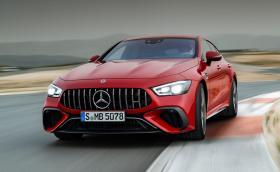 Най-мощният Mercedes: новият AMG GT 63 S E Performance дебютира с 843 к.с. и 1470 Нм!