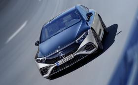 Mercedes започна да продава електрическата S-класа EQS