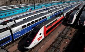 Топ 10: Най-бързите влакове в Европа