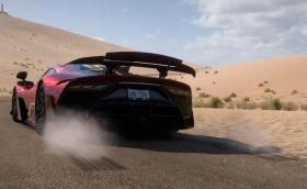 Forza Horizon 5: Вижте 8-минутно видео от играта, което включва скок от самолет с AMG One