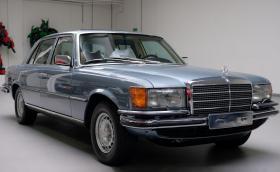 Този 1978 Mercedes-Benz 450 SEL 6.9 се продава за 200 хил. лв.! Бихте ли ги дали?