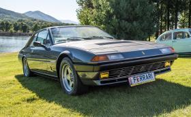 """Конкурсът за елегантност """"Дръстър"""" е празник на класическите автомобили! Галерия!"""