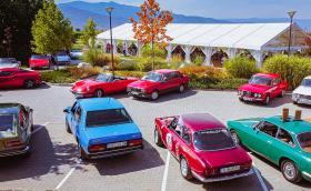 Над 50 красиви модела на Alfa се събраха в Перущица