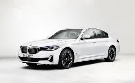 Осем неща, които знаем за новото BMW Серия 5