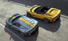 Ferrari вади нов атмосферен уникат до края на годината!