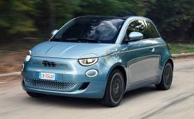 Изцяло електрическият Fiat 500 вече е в България