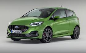 Това е новият Ford Fiesta, без дизел, но с готина версия ST