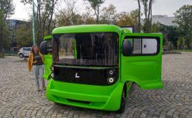 SIN Cars представи български електрически бус