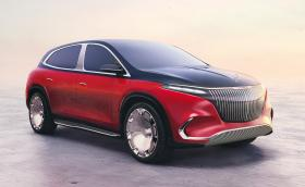 Това е най-луксозният Mercedes: новият EQS SUV Maybach