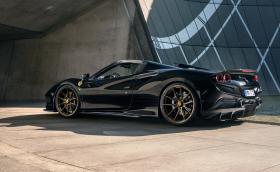 Novitec поправи пропуските на Ferrari по новото F8 Spider