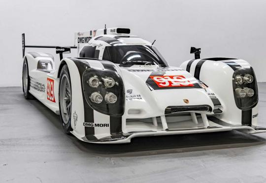 Porsche търси купувач за това 919