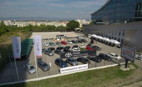 Toyota откри нов център за сертифицирани употребявани коли в София