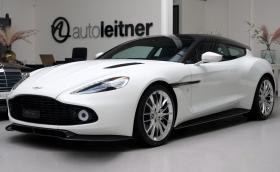765 000 евро за този Aston Martin Vanquish Zagato Shooting Brake. Един от само 99!