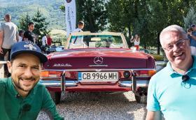 """Чичо Искрен ще ви запознае с най-интересните коли от Конкурса за елегантност """"Дръстър""""! Видео!"""