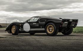 Да кастрираш Ford GT40, Porsche 911 и Mercedes SL Pagoda!