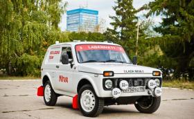 Швейцарци отиват на Дакар 2022 с Lada Niva!