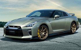Това е новият* Nissan GT-R. Идва в T-spec изпълнение и само 100 броя