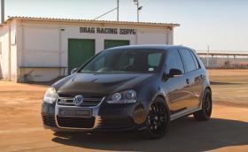 Африкански VW Golf R32 достигна 1000 к.с. след загуба от GTI (Видео)