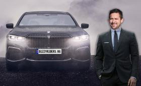 Представяме ви BMW Серия 7! Видео!
