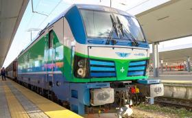 Аспарух и Тервел са първите нови локомотиви на БДЖ от 35 години