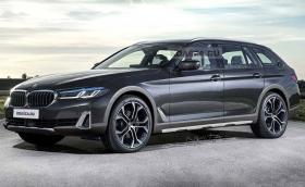 Какво ще кажете за BMW x530d - конкурент на A6 Allroad и E-клас All Terrain?