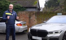 Британец мина 1450 км с един резервоар на своето BMW 730Ld