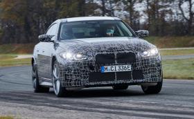 BMW i440 ще има дрифт режим!