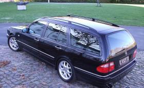 Когато се казваш Михаел Шумахер и си поръчаш комби от Brabus, получаваш W210 с V12