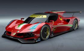 Ferrari се завръща в топ класа на Льо Ман!