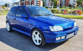 Реставрирана в България Fiesta XR2i заживя в Германия