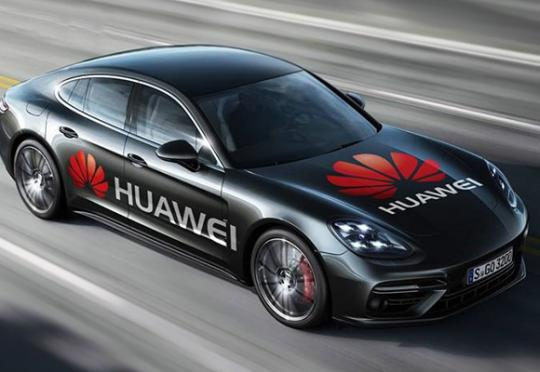 Huawei започва да прави коли!?