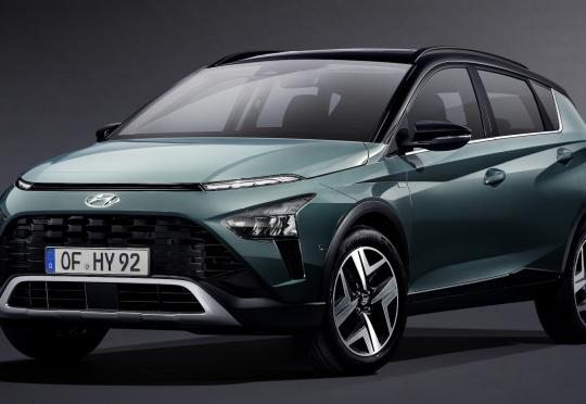 Чисто новият Bayon е най-малкият кросоувър на Hyundai