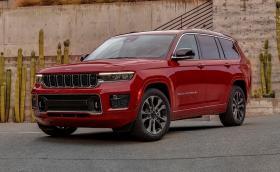 Jeep показа петото поколение Grand Cherokee