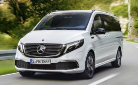 До края на годината в България ще се предлагат пет електрически Mercedes-а