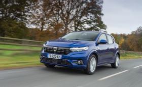Dacia се похвали с рекорден интерес към новото Sandero, 58% от продадените коли са на газ