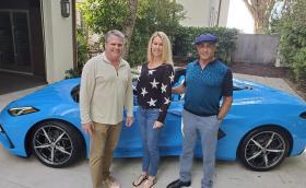 74-годишният Силвестър Сталоун си купи Corvette